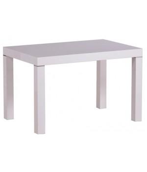 Стол обеденный SIMPLE (белый лак)
