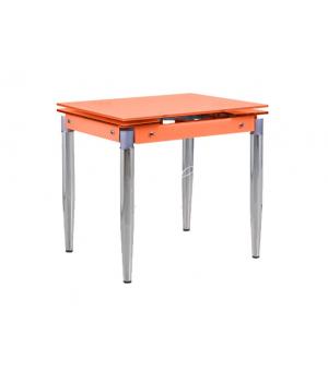 Стол обеденный В179-35 (оранжевый)