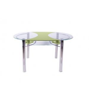 Стол обеденный В179-45 (салатовый)