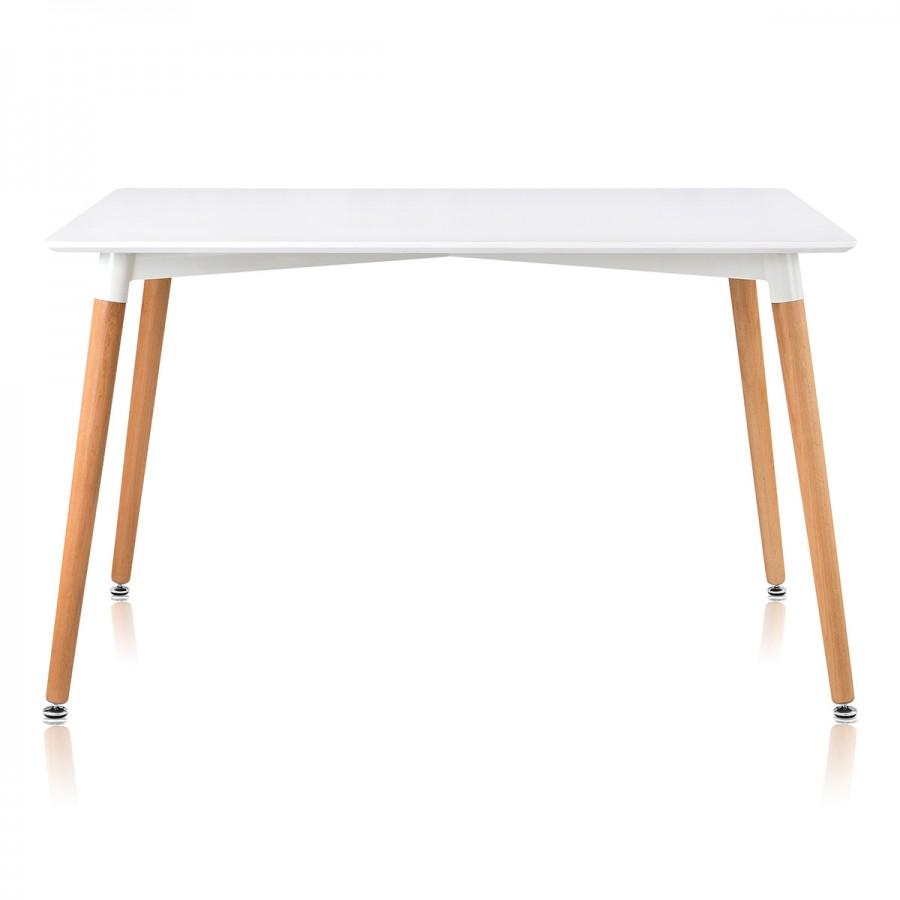 Стол обеденный LINK (1200x800x720) WHITE (белый)