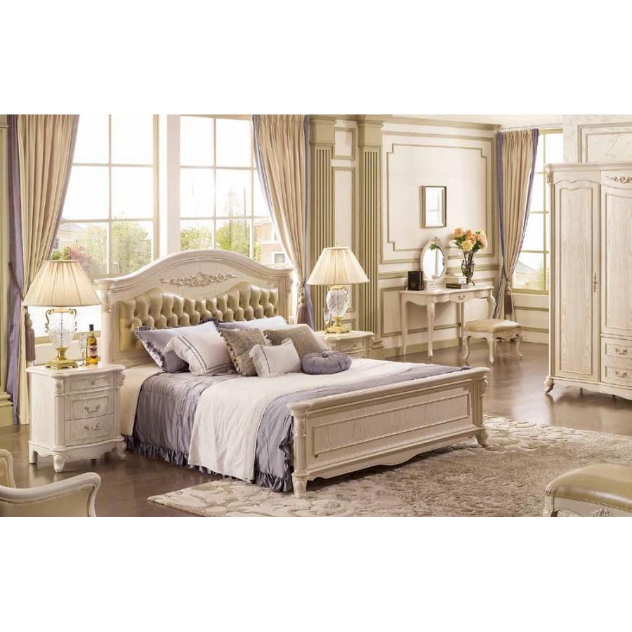 Карпентер 230 белый Спальня