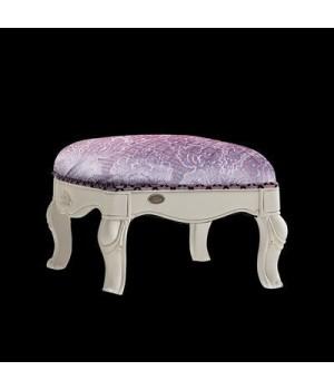 Стул к туалетному столику (Слоновая кость, ткань 61) Carpenter 230