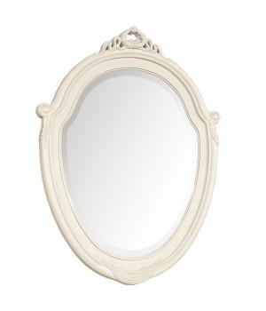 Зеркало овальное (Слоновая кость) Carpenter 230