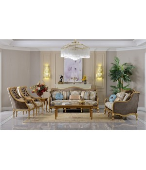 Мягкая мебель MARCELLA GOLD (Марселла голд)