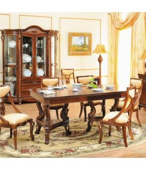 Элизабет 201 (Elizabeth) Стол обеденный В 2,0-2,4 м