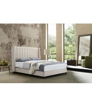 Кровать Rachel (Рэйчел) SK22 1,8 Молочный (601-7) с/осн