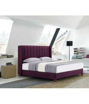 Кровать Rachel (Рэйчел) SK22 1,8 Сиренев.(601-17) с/осн