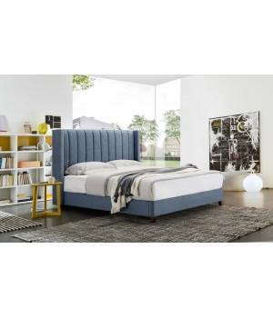 Кровать Rachel (Рэйчел)  SK22 1,8 Синий (002-17) с/осн