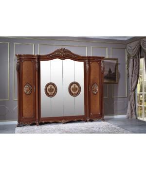 Domenica (Доменика) Шкаф 6-дв с зеркалами
