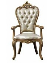 Кресло Обеденное экокожа Эсмеральда (Esmeralda)