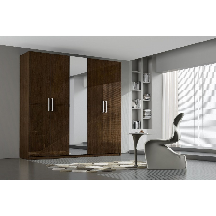 Шкаф 5-дв с зеркалами Kourtney (Кортни)