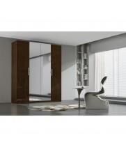 Шкаф 4-дв с зеркалами Kourtney (Кортни)