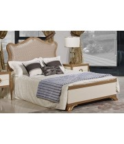 Кровать 1.2M б/осн Monaco-Ville (Монако-Виль)