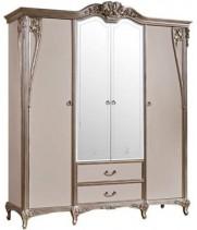 Шкаф 4-дв Tiffany Art (Тиффани Арт)
