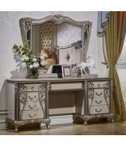Стол туалетный с зеркалом Tiffany Art (Тиффани Арт)