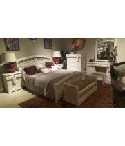 Кровать 1,8*2,0 м с осн Vivaldi Avorio