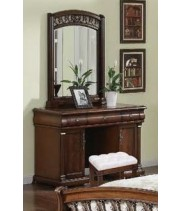 Стол туалетный с зеркалом Vivaldi Chillegio