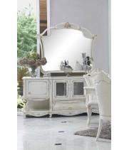Стол туалетный с зеркалом А Шанель (Chanelle)