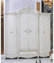 Шкаф 4-х дверный Шанель (Chanelle)