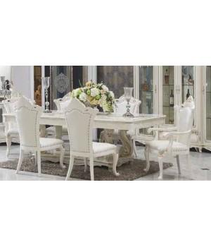 Стол обеденный 2,4-3,0 м Шанель (Chanelle)