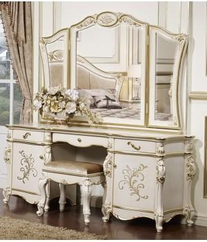 Тулетный стол с зеркалом Екатерина 1 (Ekaterina 1)
