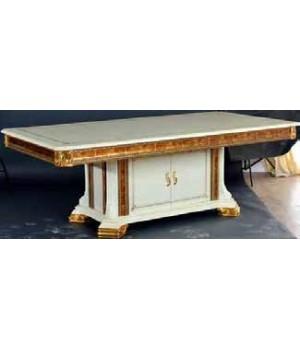 Стол обеденный 2,4-2,8 м Изабелла (Isabella) TY-801