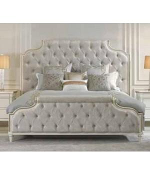 Кровать 2,0*2,0 м щит Маркиз Арт (Marquise Art)