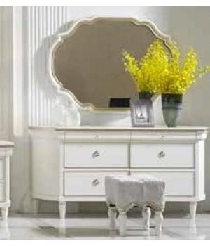 Туалетный стол с зеркалом Маркиз Арт (Marquise Art)