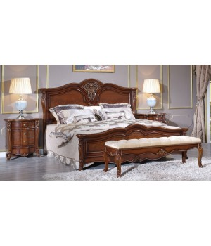 Кровать 1,8*2,0 м б/л Милана Чиледжио (Milana Chillegio)