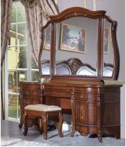 Туалетный стол с зеркалом Милана Чиледжио (Milana Chillegio)