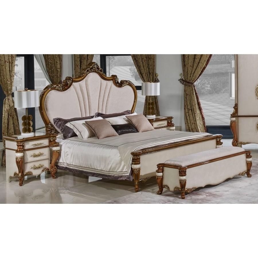 Кровать 1,8 М Б/Л Опера Россо (Opera Rosso)