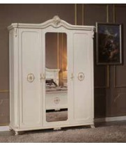 Шкаф 3-дверный Сафина Аворио (Safina Avorio)