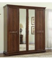 Шкаф 4-дверный Тиффани чиледжио (Tiffani Chillegio)