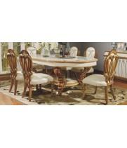 Клеопатра 3901W Стол обеденный