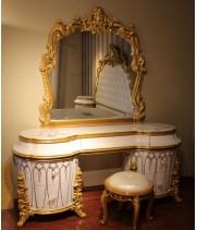 Клеопатра 3901W Стол туалетный С/З