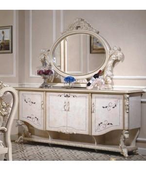 Наполеон 3888W Комод с зеркалом