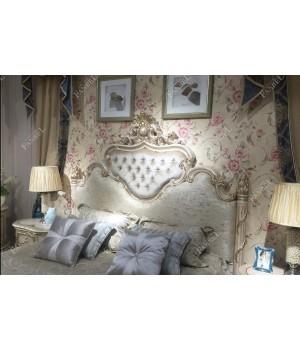 Кровать 1,8м c Банкетка Кассиопея 3902