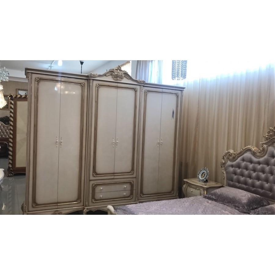 Шкаф 6-дв Милана 3886