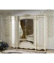 Шкаф 5-ти дв. с зеркалом Венеция