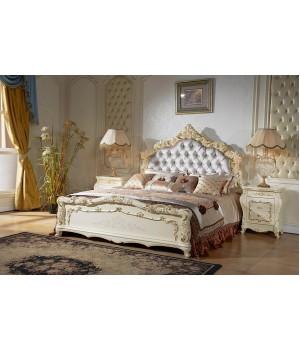Кровать 1.8х2.0 (Бархат) Венеция
