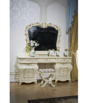 Туалетный столик с зеркалом Венеция