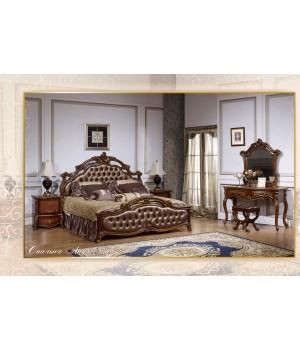 Анджелина Спальня Комлект с туалетным столом