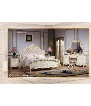 Магдалена белая Спальня Комплект