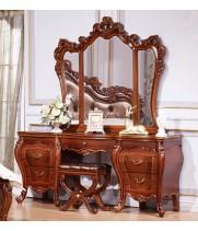 Мона-Лиза орех Туалетный столик с зеркалом