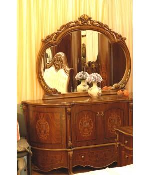 Моника Комод с зеркалом