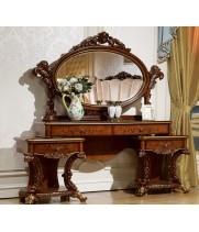Роял орех Туалетный столик с зеркалом