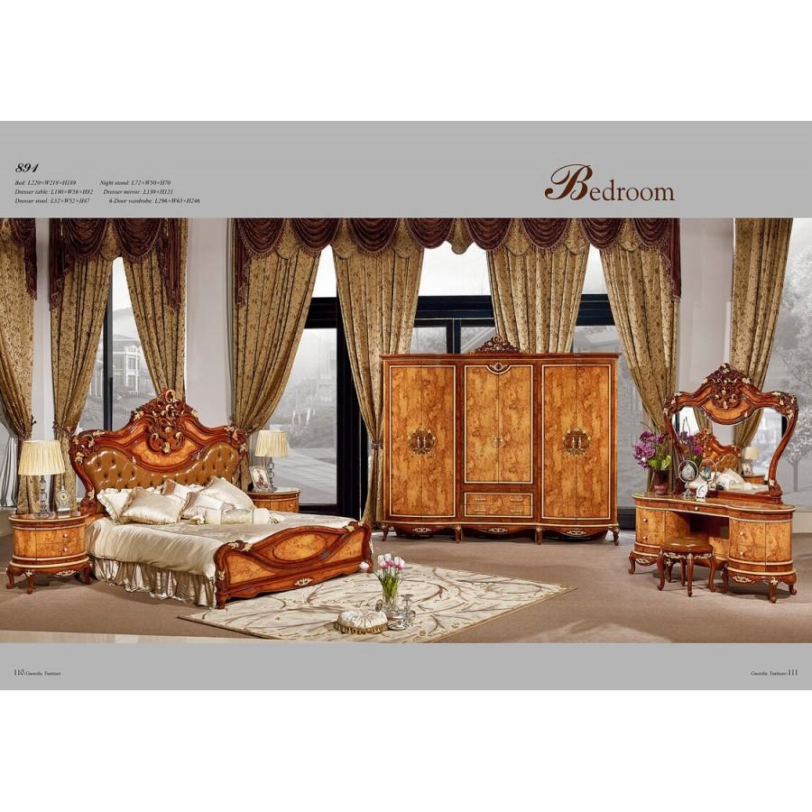 Спальня ГРАЦИЯ (В) 891