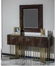 Туалетный стол с зеркалом АМЕЛИЯ 6013