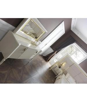 Туалетный столик с зеркалом АНГЕЛ