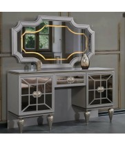 Туаленый стол с зеркалом ГВИНЕТ 7281
